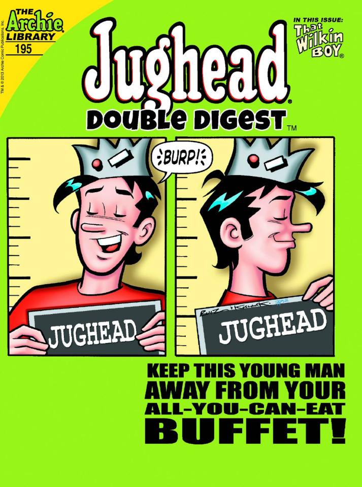 Jughead Double Digest #195