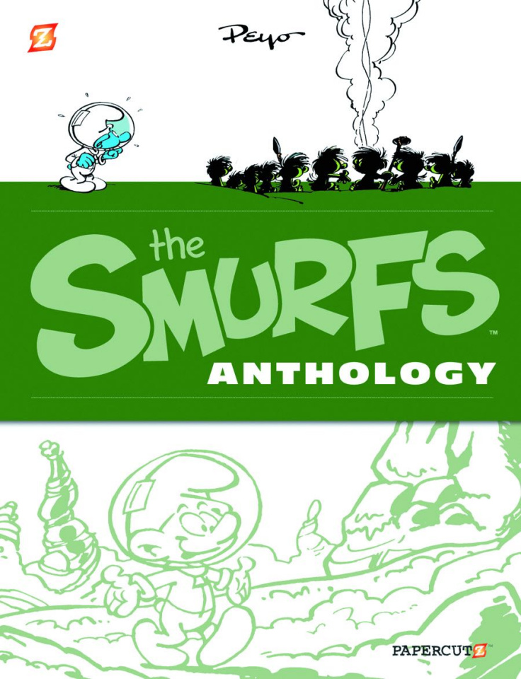 The Smurfs Anthology Vol. 3