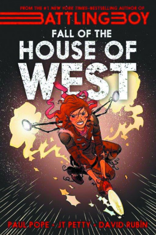 Battling Boy: Fall of the House of West