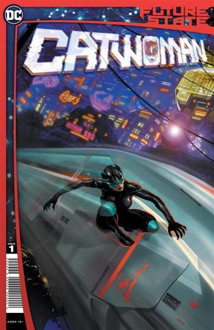 Future State: Catwoman #1 (Liam Sharp Cover)