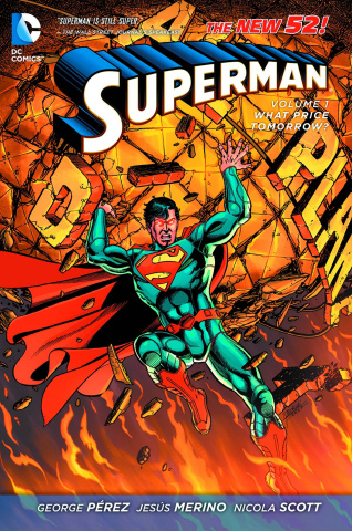 Superman Vol. 1: What Price Tomorrow?