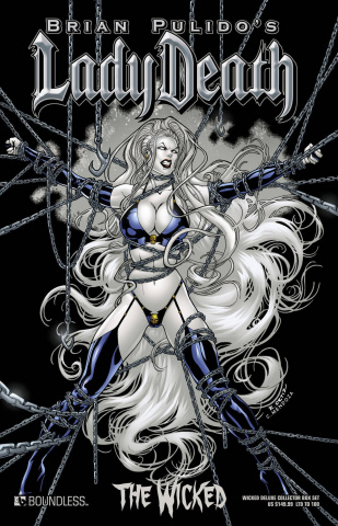 Lady Death (Wicked Deluxe Collector Box Set)