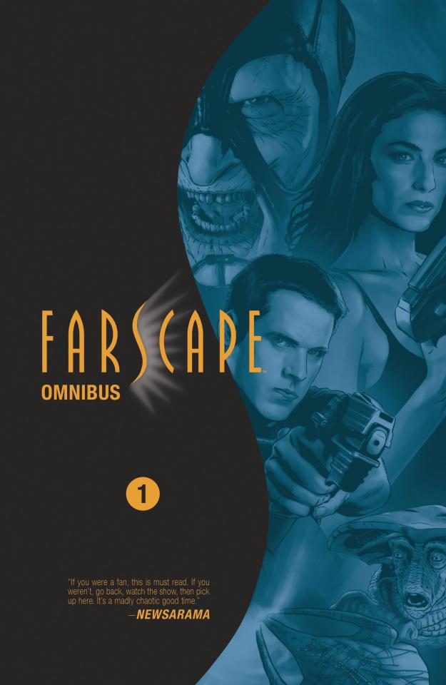 Farscape Vol. 1 (Omnibus)