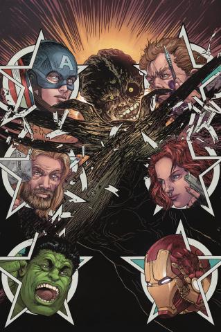 Zombies Assemble 2 #4 (Kaluta Cover)