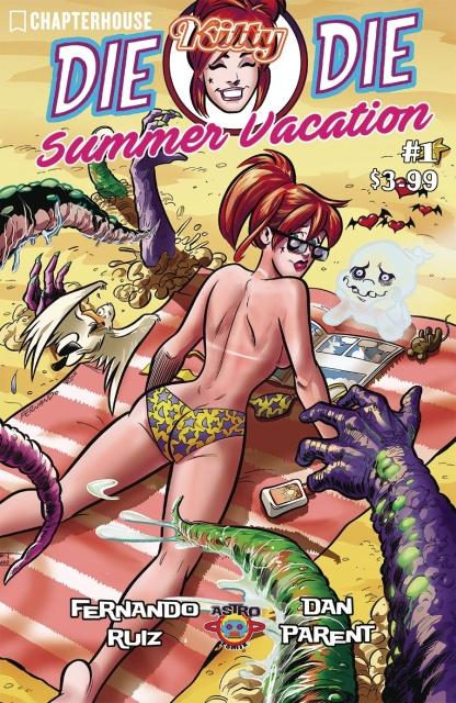 Die Kitty Die! Hollywood or Bust Summer Special #1 (Ruiz Cover)