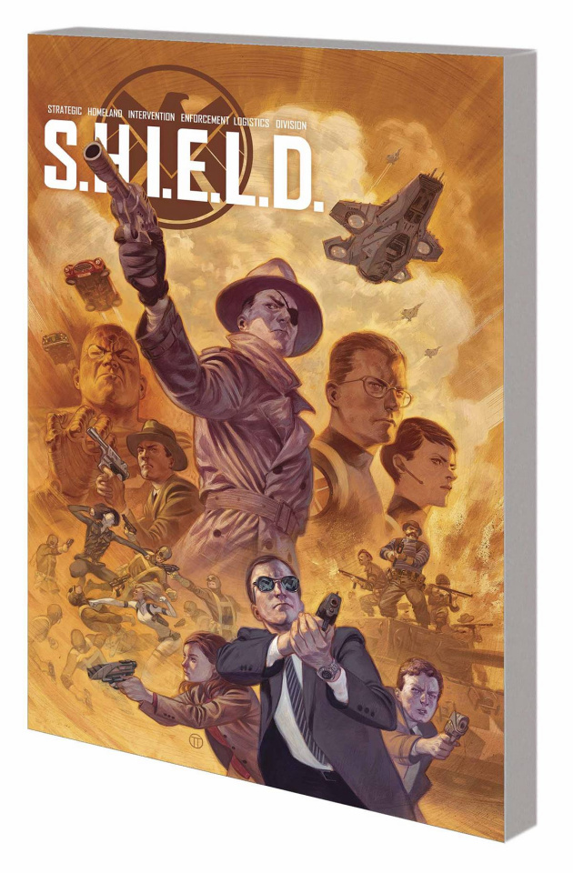 S.H.I.E.L.D. Vol. 2: A Man Called Death