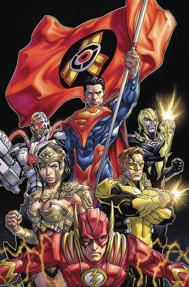 Injustice: Gods Among Us, Year Five #20