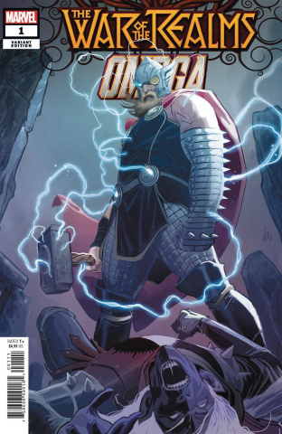 The War of the Realms: Omega #1 (Garney Cover)
