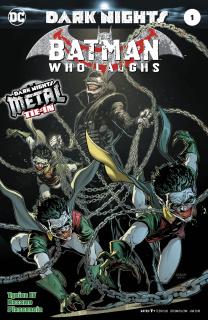 The Batman Who Laughs #1 (Metal)