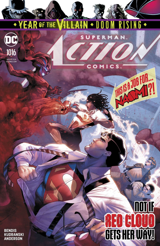 Action Comics #1016 (Year of the Villian)