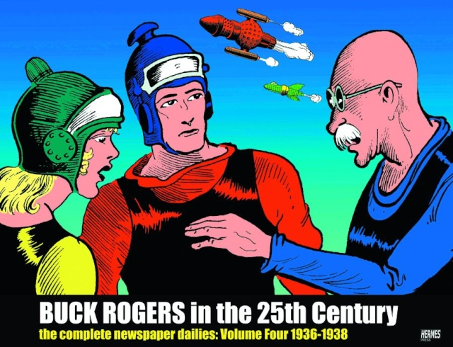 Buck Rogers in the 25th Century Vol. 4: The Complete Newspaper Dailies, 1934-1935