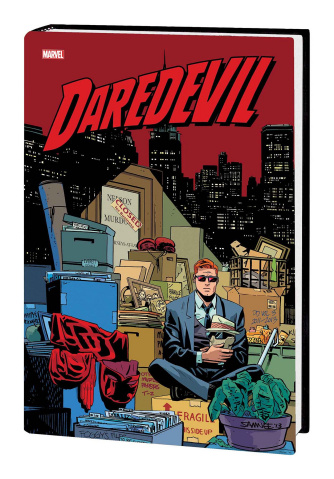 Daredevil by Waid & Samnee Vol. 2 (Omnibus)