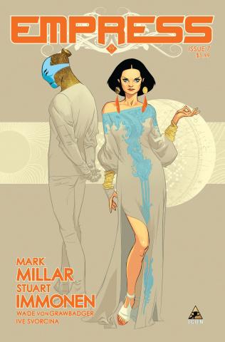 Empress #7 (Immonen Cover)