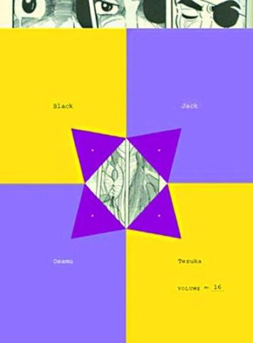 Tezuka's Black Jack Vol. 16