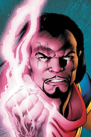 Astonishing X-Men #3 (Davis Character Cover)