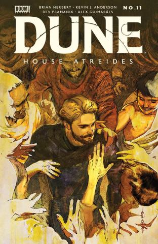 Dune: House Atreides #11 (Cagle Cover)