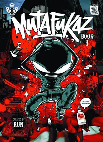 Mutafukaz Vol. 1