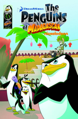 The Penguins of Madagascar: The Weakest Link & Other Stories