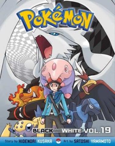 Pokémon: Black & White Vol. 19