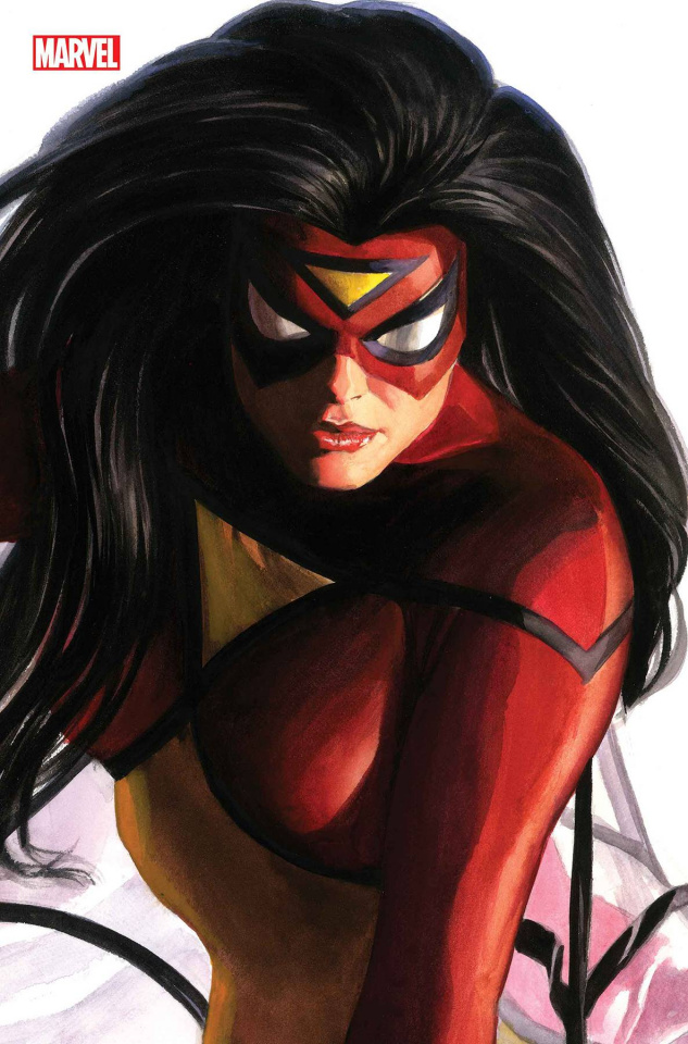 Spider-Woman #5 (Alex Ross Spider-Woman Timeless Cover)