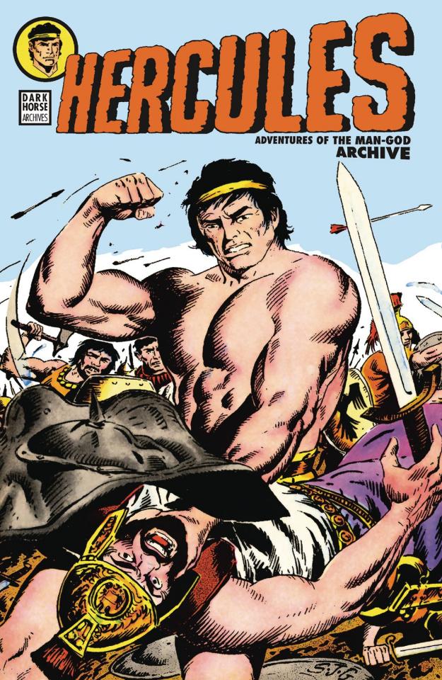 Hercules: Adventures of the Man God