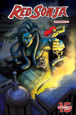 Red Sonja #3 (10 Copy Bob Q Seduction Cover)