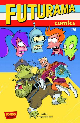 Futurama Comics #76