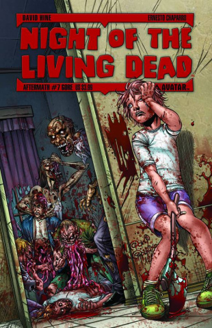 Night of the Living Dead: Aftermath #7 (Gore Cover)