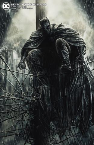 Detective Comics #1020 (Card Stock Lee Bermejo Cover)