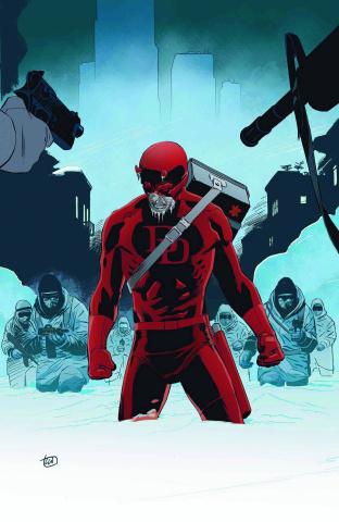 Daredevil: Dark Nights #3