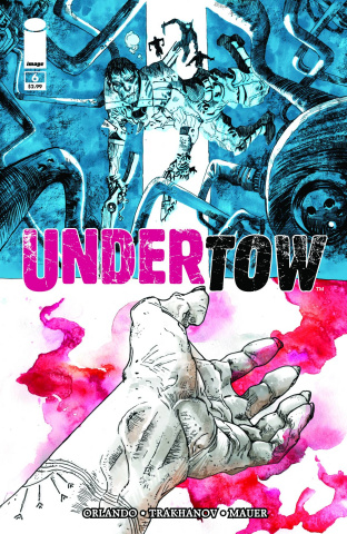 Undertow #6 (Trakhanov Cover)