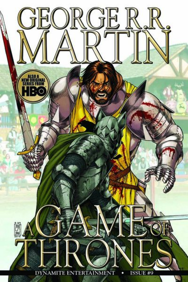 A Game of Thrones #9