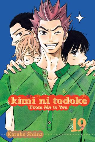 Kimi Ni Todoke Vol. 19