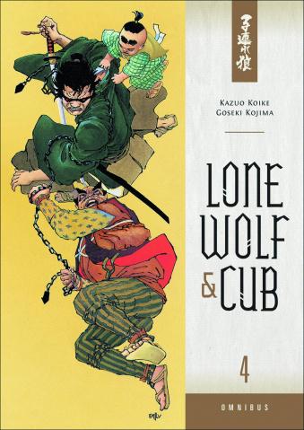 Lone Wolf & Cub Vol. 4