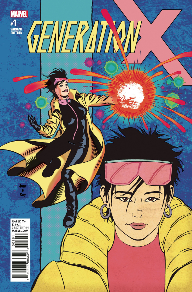 Generation X #1 (Variant Cover)