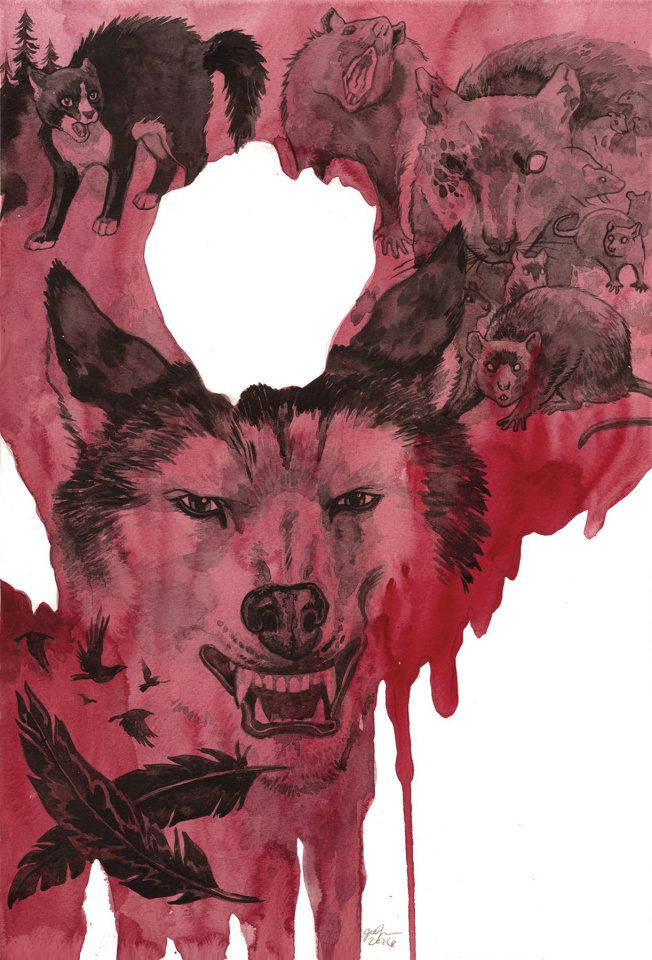 Beasts of Burden: The Presence of Others #2