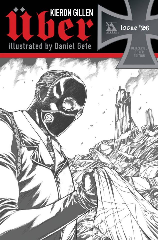 Über #26 (Blitzkrieg Cover)