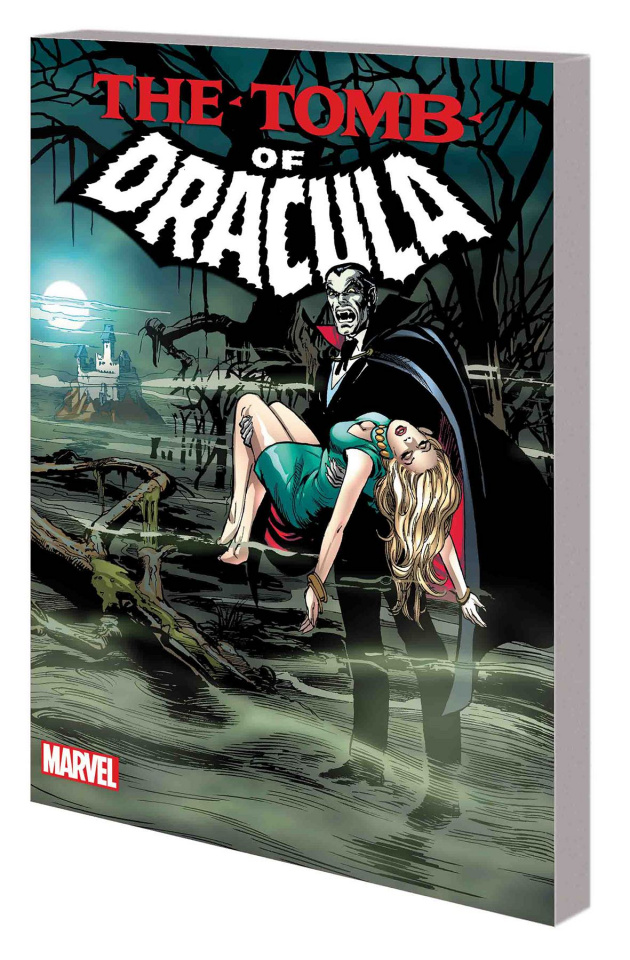 The Tomb of Dracula Vol. 1 (Complete Collection)