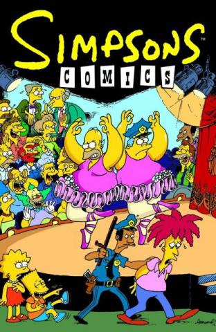 Simpsons Comics #185