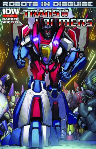 The Transformers: Robots in Disguise #2