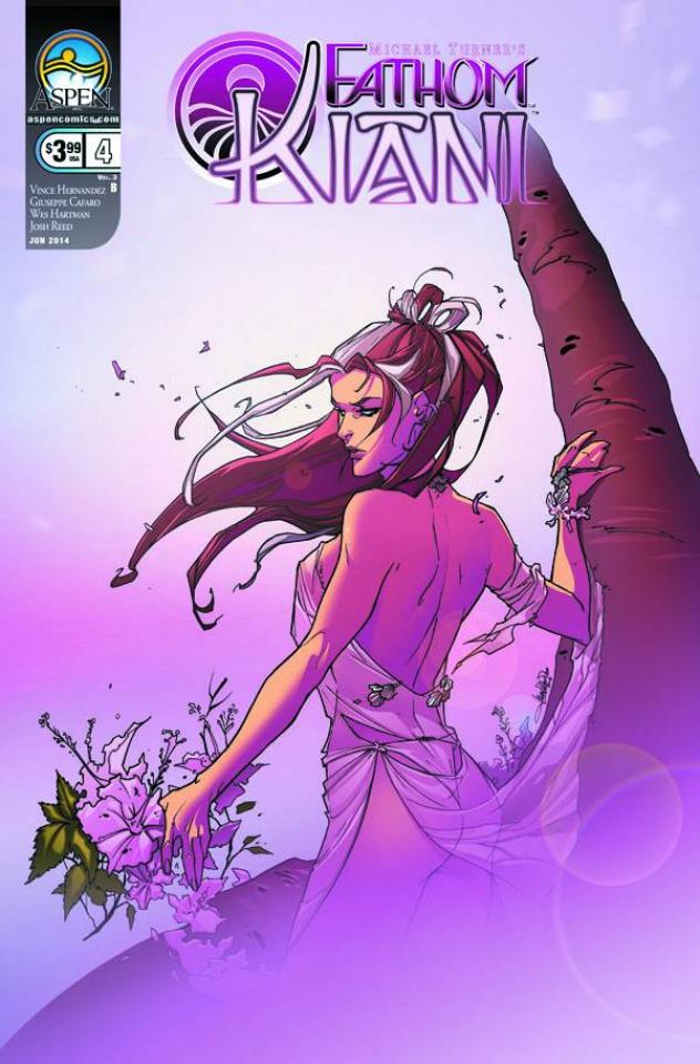 Fathom: Kiani #4 (Cover B)