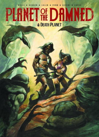 Planets of the Damned & Death Planet