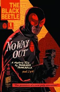 The Black Beetle #1 (2nd Printing)