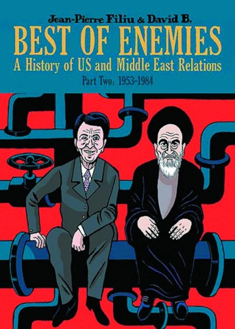 Best of Enemies: A History of US and Middle East Relations Vol. 2: 1953-1984