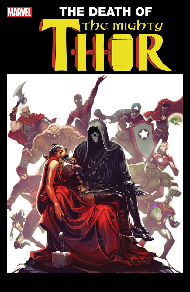 The Mighty Thor #700 (Hans Cover)