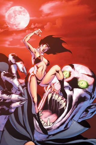 Vampirella #10 (7 Copy Castro Virgin Cover)