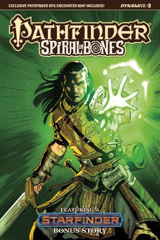 Pathfinder: Spiral of Bones #3 (Galindo Cover)