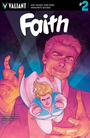 Faith #2 (2nd Printing)