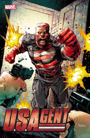 U.S.Agent #2 (Panosian Cover)