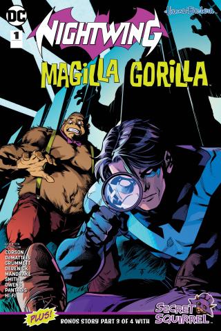 Nightwing / Magilla Gorilla Special #1